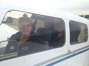 Royal Ambassador Plane Ride