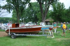 Antique Boat and Motor Show