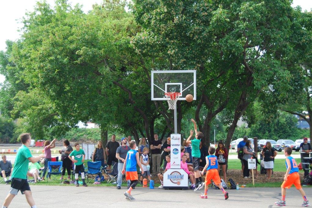 3 on 3 Basketball Tournament