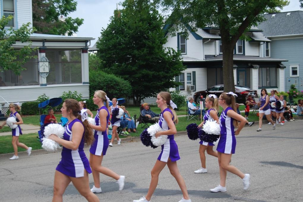 RWHS Cheerleaders