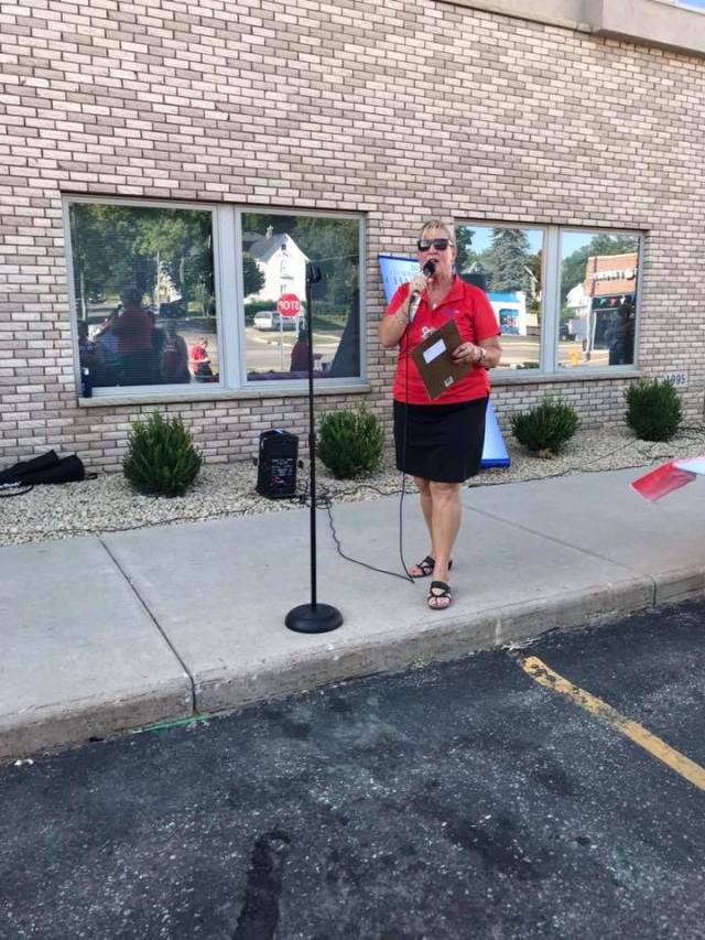 Patty Brown on What is at River City Days