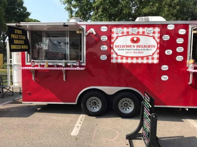 Delicious Delights Food Truck