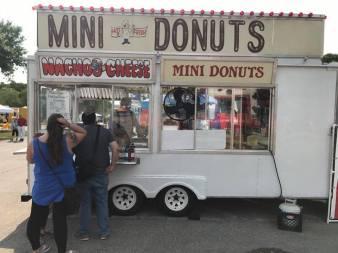 Mini Donuts Food Truck