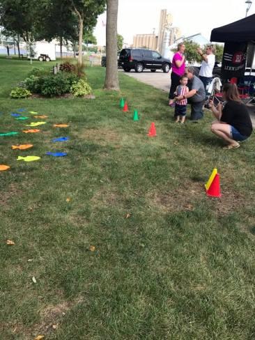 Yard Games at Bay Point Park