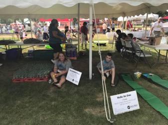 Kids Activity Tent
