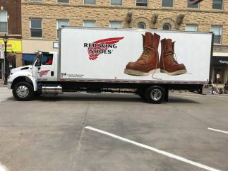 Red Wing Shoes in the Parade