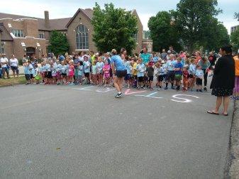 Kids Fun Run!